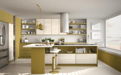Diseño de Cocinas: Cocinas en L