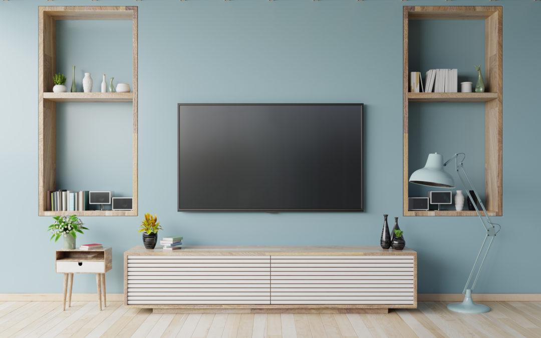 Cómo escoger tu mueble de TV
