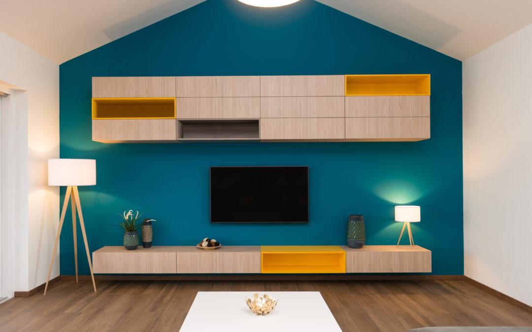 Mueble de TV adaptado a tu espacio